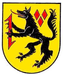 Wolfstein Wappen