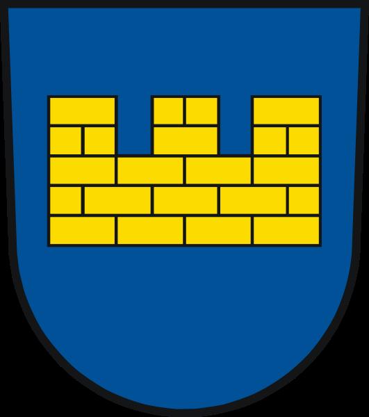 Wrangelsburg Wappen