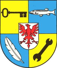 Wriezener Höhe Wappen