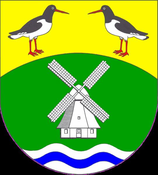 Wrixum Wappen