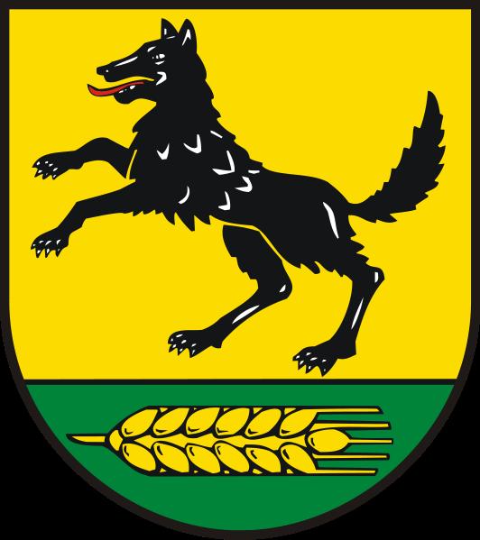 Wulfen Wappen