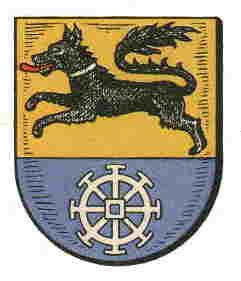 Wulfsen Wappen