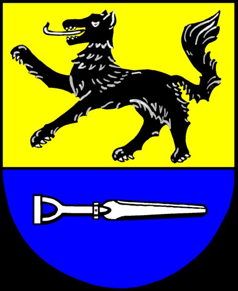 Wulfsmoor Wappen
