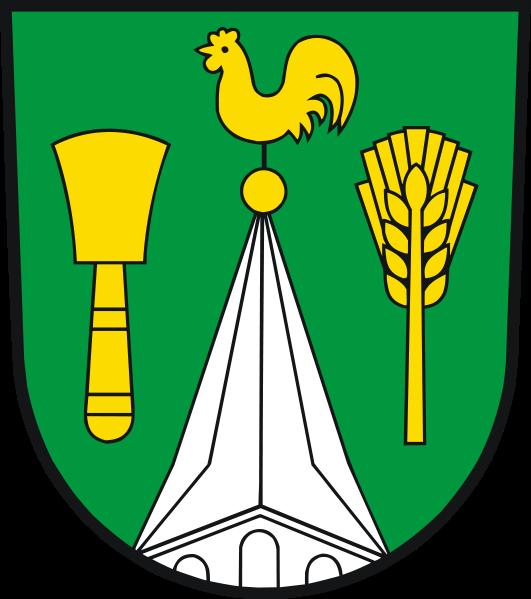 Wusterhusen Wappen