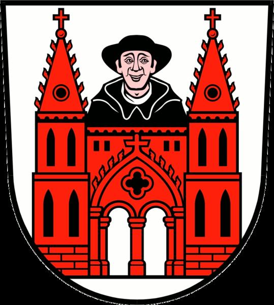 Wustrau-Altfriesack Wappen