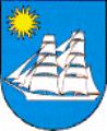 Wustrow Wappen