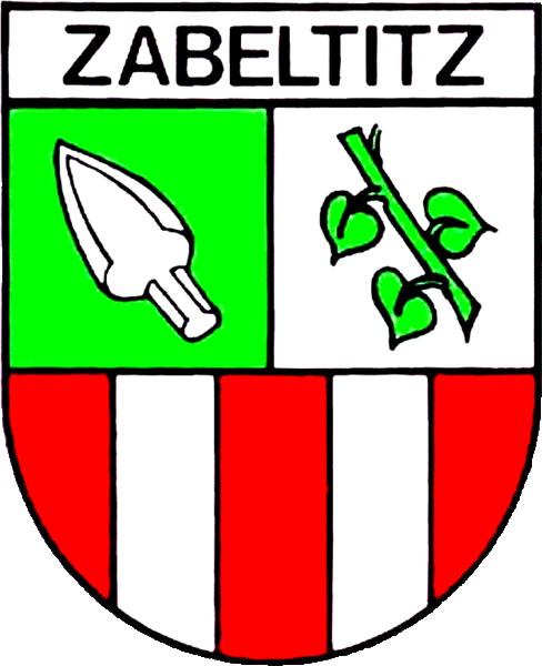 Zabeltitz Wappen