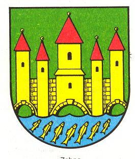 Zahna Wappen