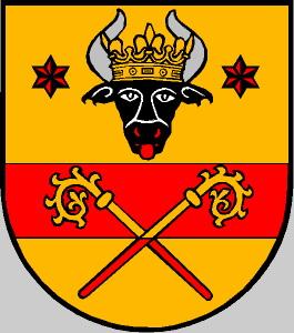 Zehna Wappen
