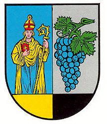 Zell-Zellertal Wappen