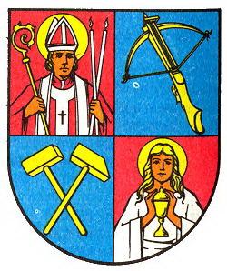 Zella-Mehlis Wappen