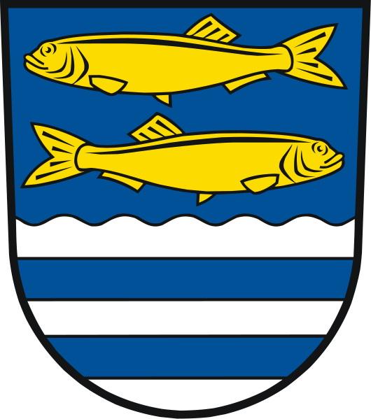 Zempin Wappen