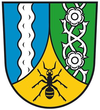 Zeschdorf Wappen