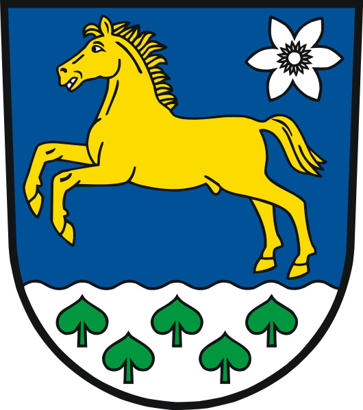 Zierow Wappen