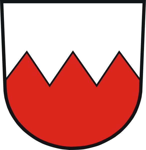 Zimmern unter der Burg Wappen