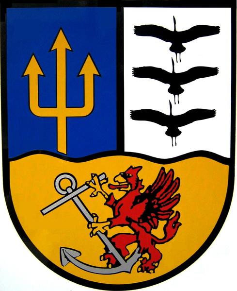 Zingst Wappen