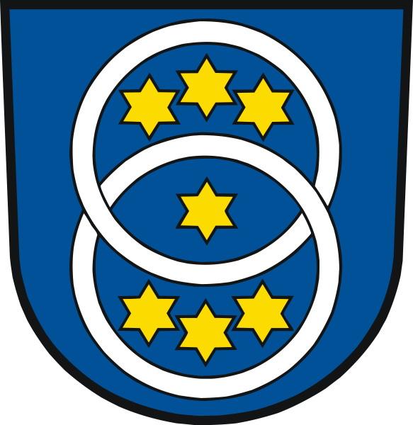 Zwiefalten Wappen